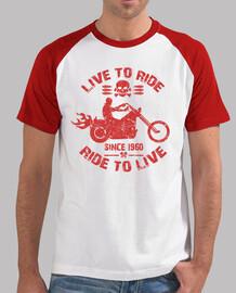 vivre pour rouler depuis 1960