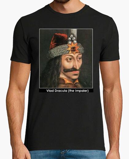 Camiseta Vlad Tepes Dracula, the Impaler