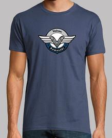Vn750 - Gris - Azul