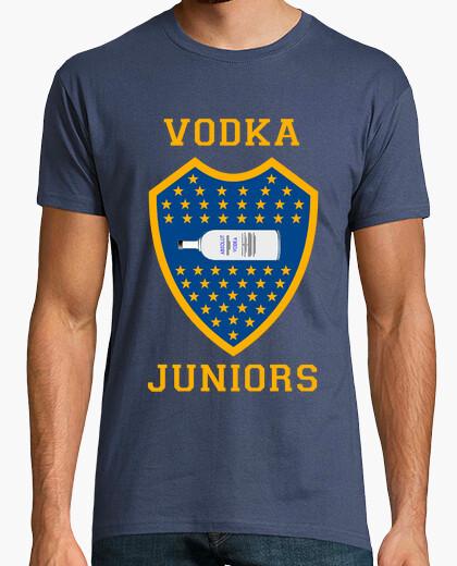 Camiseta Vodka Juniors - nº 849477 - Camisetas latostadora 940246c9717ac