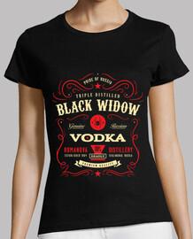 vodka veuve noire / bande dessinée / femme