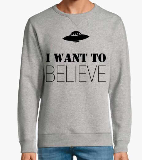 Felpa voglio credere