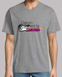 voglio essere la tua chitarra