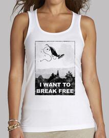 voglio liberarmi