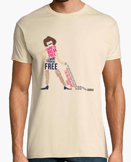 T-shirt Voglio liberarmi