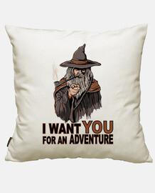 voglio te per un' avventura