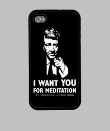 voglio you for la meditazione