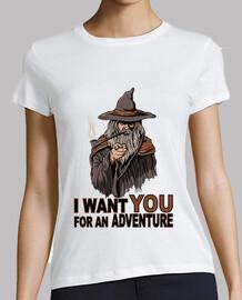 voglio you for un adventure