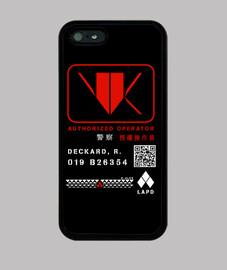 Voight-Kampff Operator - funda