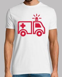 voiture d'ambulance
