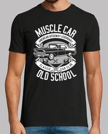 voiture de muscle
