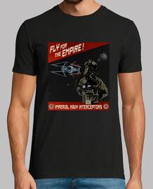 volar por el imperio!