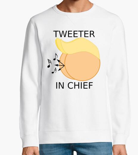 Jersey volcado de triunfo - tweeter en jefe