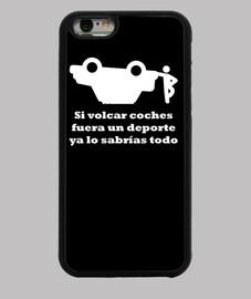 Volcar coches, hazlo notar en tu móvil