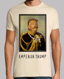 volcar trump - trump emperador