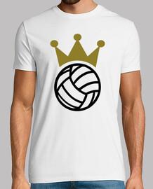 Volleyball crown champion