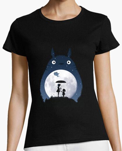 T-shirt volo al chiaro di luna