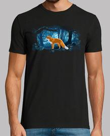 volpe nella foresta