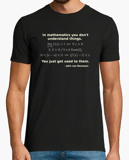 Camiseta Von Neumann y la definición de límite