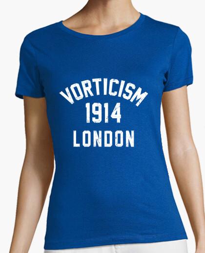 Camiseta vorticismo