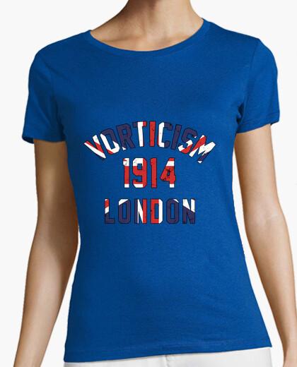 Camiseta vorticismo educación especial.