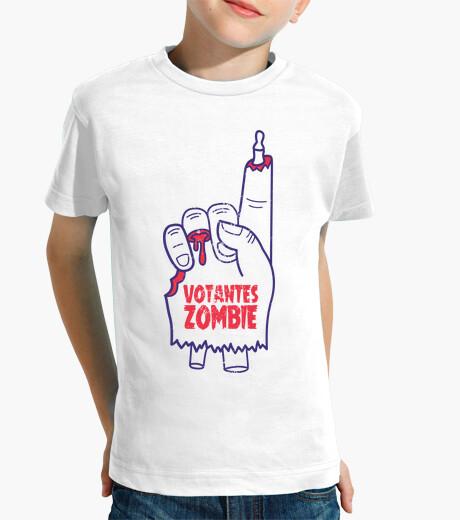 Ropa infantil Votantes Zombie
