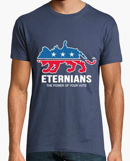 Camiseta Vote eternians