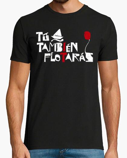 Tee-shirt vous aussi flotter, il (garçon)