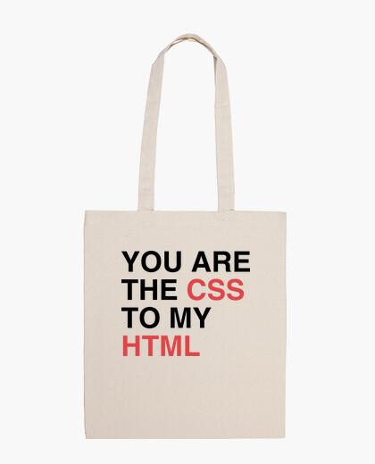 Sac vous êtes le css à mon html