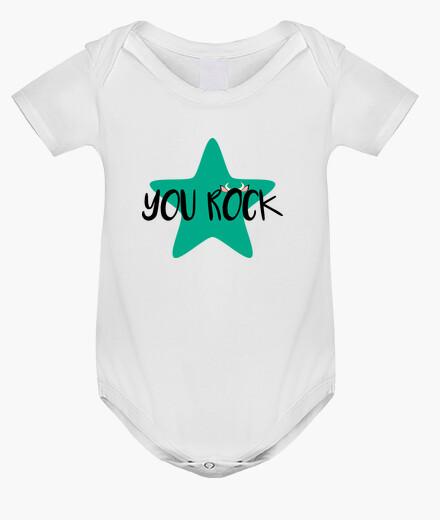 Vêtements enfant vous rock