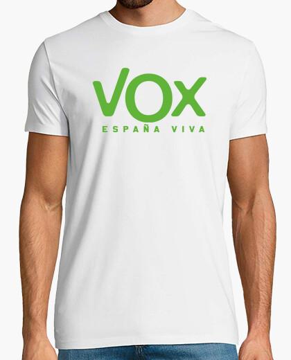 Camiseta Vox España Viva Elecciones