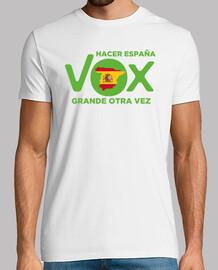Vox Hacer España Grande