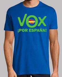 VOX ¡POR ESPAÑA!