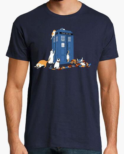 Tee-shirt voyageurs du temps