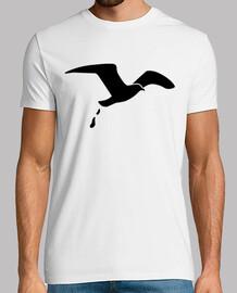 vuelo de la gaviota