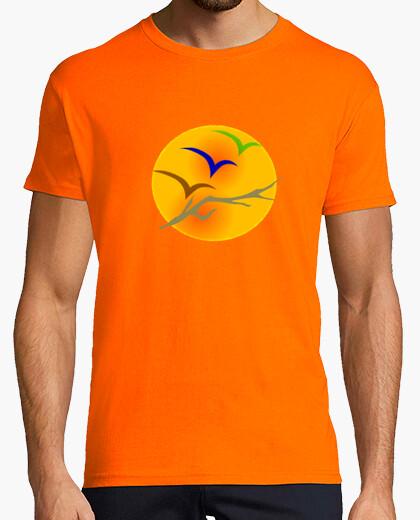 Camiseta Vuelo de verano