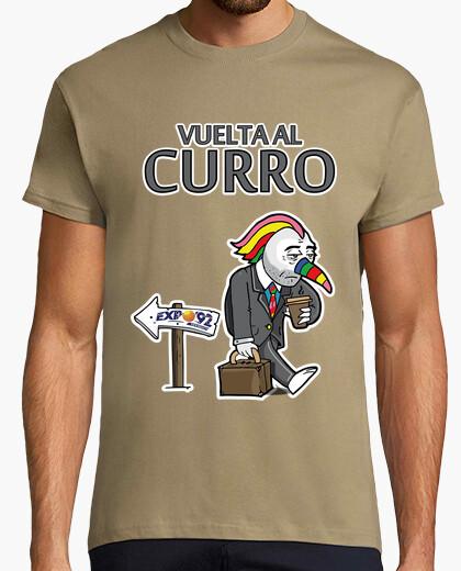 Camiseta VUELTA AL CURRO
