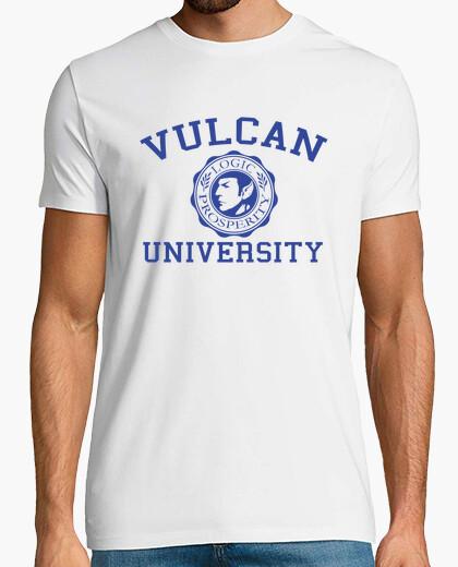 Tee-shirt vulcan université