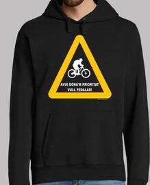 Vull pedalar