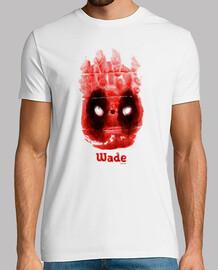 Wade camiseta