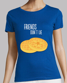 Waffles don´t lie!!