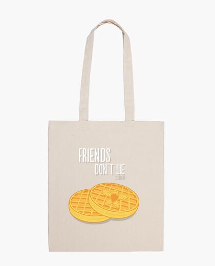 Bolsa Waffles don´t lie!!