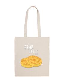 Waffles don´t lie!!