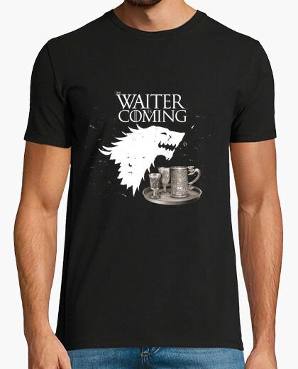 Camiseta Waiter Is Coming