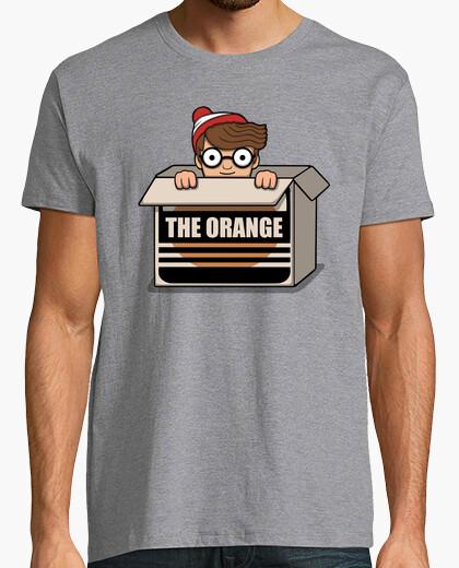 Tee-shirt Waldo solide
