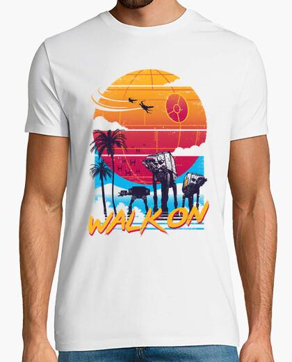 Camiseta Walk On Shirt