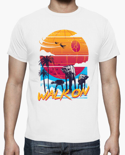 Walk On Shirt Mens t-shirt