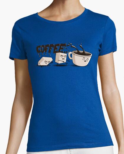 Camiseta Walking Coffee