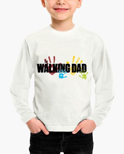 Ropa infantil Walking Dad Body