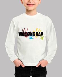 Walking Dad Body